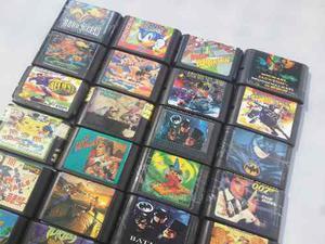 Juegos Sega Genesis Rock And Roll Racing Road Rash 2 Y 3