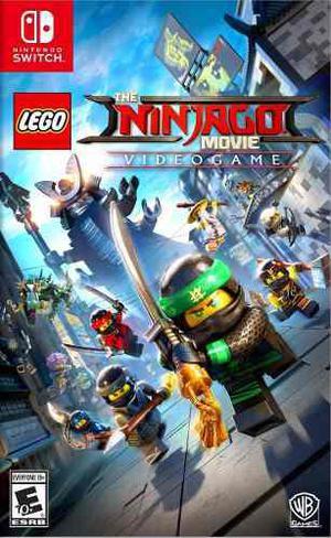 Lego Ninjago | Nintendo Switch | Físico | Original |
