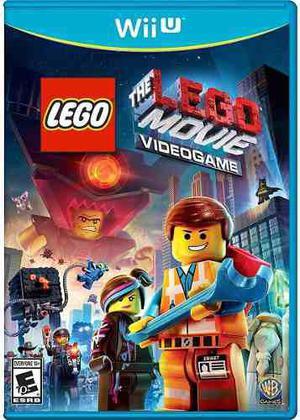 Lego The Movie Videogame Nuevo Nintendo Wii U Dakmor