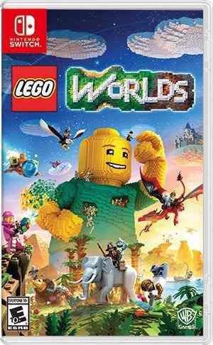 Lego Worlds | Nintendo Switch | Físico | Original |