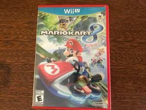 Mario Kart 8 Wiiu Original