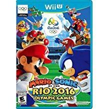 Mario & Sonic At The Rio 2016 Olympic Games - Wii U (cod Di