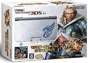 Monster Hunter 4g Special Pack Importación De Japón