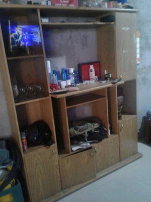 Mueble modular laminado