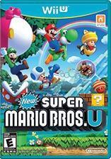 New Super Mario Bros U + New Super Luigi U Wii U | Eshop
