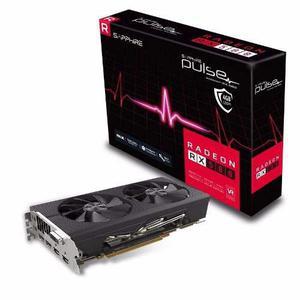 Placa De Video Sapphire Radeon Rx 580 4gb Nitro Ddr5 Dvi-d/h