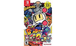 Super Bomberman R Nintendo Switch - Fisico - Nuevo