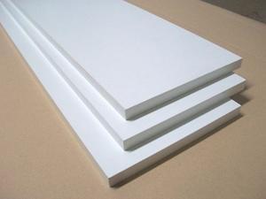 Tabla De Melamina 18mm. Color Blanco