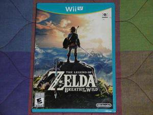 The Legend Of Zelda: Breath Of The Wild Sellado Original