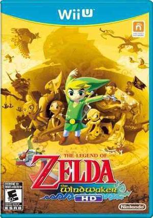 The Legend Of Zelda: The Wind Waker Para Wii U