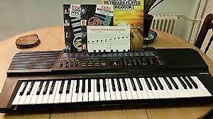 Vendo teclado casio ct 656 con funda y transformador