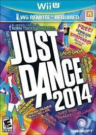 Wii U Games! Just Dance 2014. Nuevos Y Cerrados!!