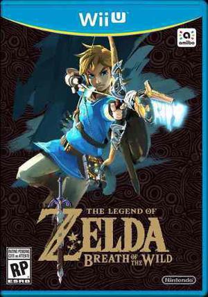 Zelda Breath Of The Wild Version Digital Wiiu