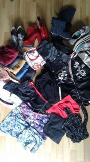 vendo ropa para feria