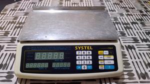BALANZA COMERCIAL SYSTEL clipse