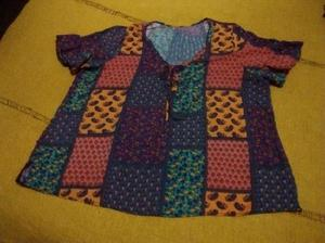 Blusas de mujer talle L y XL