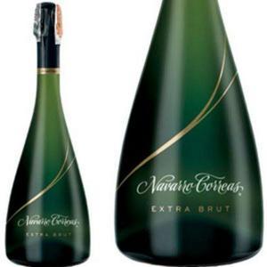 Champagne Navarro Correas Extra Brut 750 Cc (leer Bien)