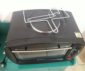 Horno eléctrico Ultracomb con anafe y función grill