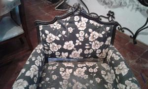 Juego de sillones antiguos