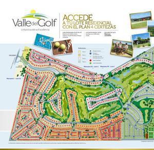 Lote En Venta En Country Valle Del Golf!