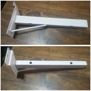 Mensulas de hierro de cm para estantes precio posot class - Mensulas para estantes ...