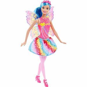 Muñeca Barbie Hada Dreamtopia Princesa Original Mattel