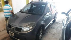 Renault sandero stepway luxe 2009