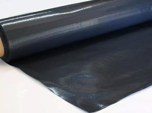Rollo Polietileno para contrapisos y techados Nylon Negro