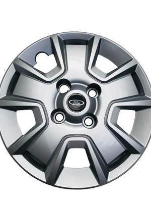 Taza Ford Ka 2010 2011 2012 2013 + Logo Relieve 14 Pulgadas