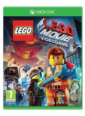 The Lego Movie Xbox One Juego Nuevo Original Y Sellado