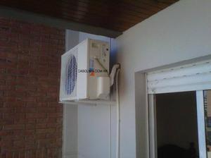 Trabajos de refrigeración.Instalación/reparación de aires