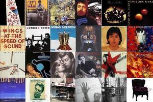 Vendo Coleccion Completa De Paul Mc Cartney 100 cds