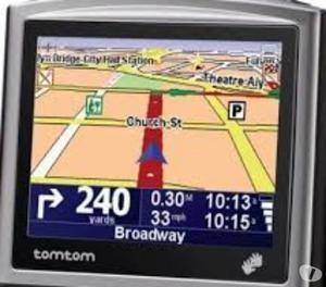 Vendo GPS TomTom ONE $ San Luis