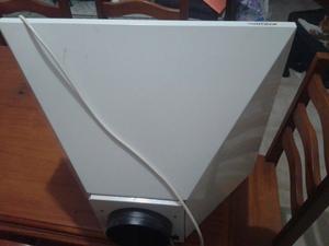 Vendo campana de cocina completa 60 cm Marshall como nueva!