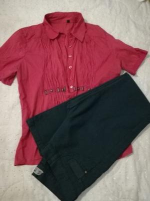 Vendo ropa femenina variada. Poco uso. Talle 38