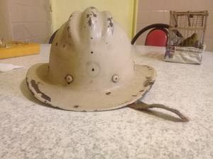 Vendo sombrero de bomberos