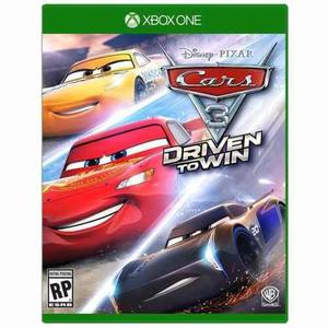Xbox One: Cars 3: Driven To Win