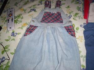 lote de vestiditos y remeras - lote 445