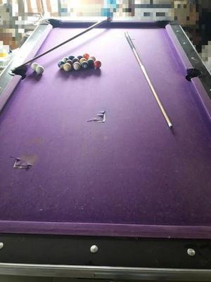 mesa de pool profesional excelente estado