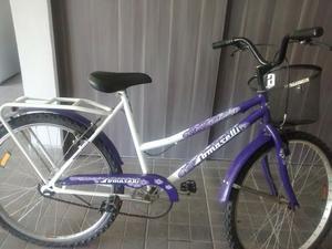 vendo bici de mujer nueva, marca Tomaselli