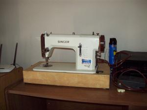 vendo maquina de coser SINGER DUAL 802