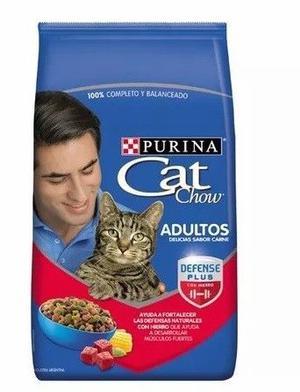 CAT CHOW ADULTO X 8 KG
