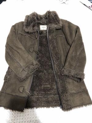 Campera abrigo cheeky talle 4 nueva