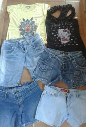 Lote de ropa por cierre de feria total 100 prendas