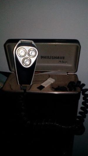 Afeitadora eléctrica Philishave de luxe, modelo 90 super,