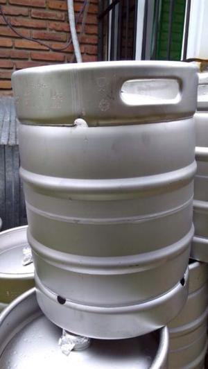Barriles De Cerveza Acero Inoxidable 50 Litros Nuevos