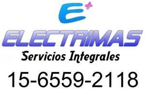 Electricista Matriculado en Villa del Parque