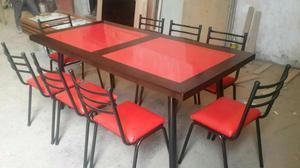 Fábrica de mesas y sillas