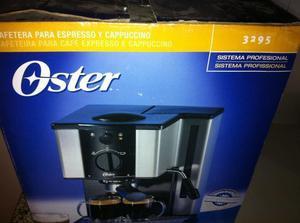OPORTUNIDAD!CAFETERA OSTER!modelo 3295 gran cafetera (casi
