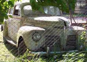 PLYMOUTH 1941 Sedan 4 puertas